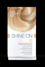 Shine On Capelli Biondo Chiarissimo Extra 10