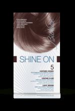 Shine On Capelli Castano Chiaro 5