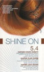 Shine On Capelli Castano Chiaro Ramato 5.4