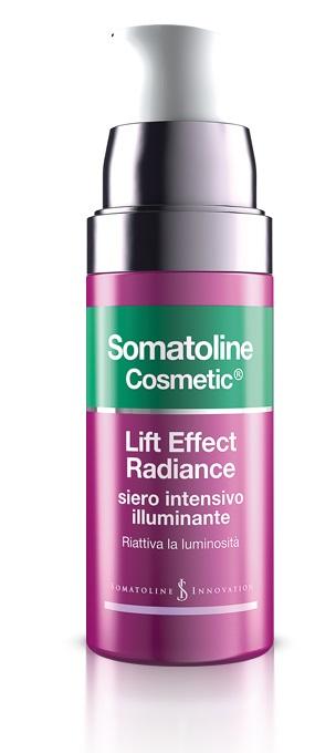 SOMATOLINE LIFT EFFECT RADIANCE Siero