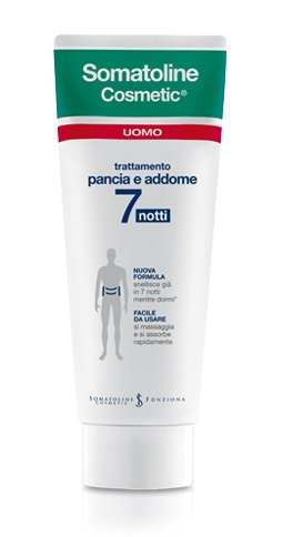 SOMATOLINE Uomo Pancia 7 NOTTI 150ml