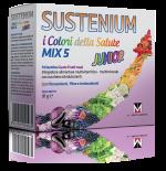 SUSTENIUM I Colori della Salute MIX5 Junior 14 Bustine