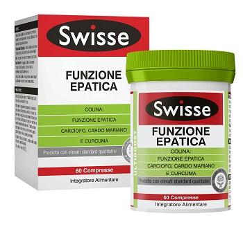 SWISSE FUNZIONE EPATICA 60 compresse