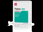 TIOBEC 400 Fast Slow 40 compresse