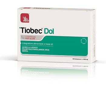 TIOBEC DOL 20 compresse