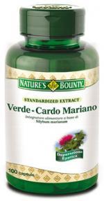 VERDE CARDO MARIANO 100 capsule
