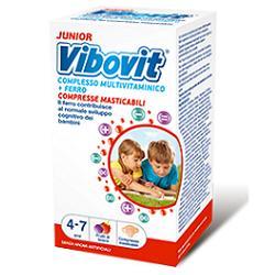 VIBOVIT JUNIOR 30 Compresse Masticabili