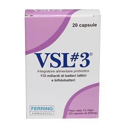 VSL3 20 capsule