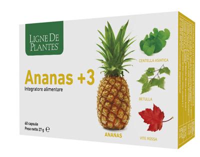 Ananas +3 60 capsule