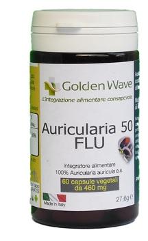 Auricularia 50 FLU 60 capsule Golden Wave