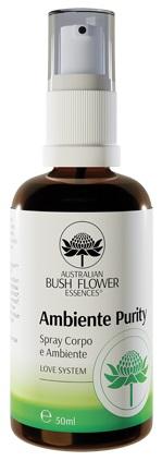 Australian Bush Flower Essence Ambiente Purity  100 ml