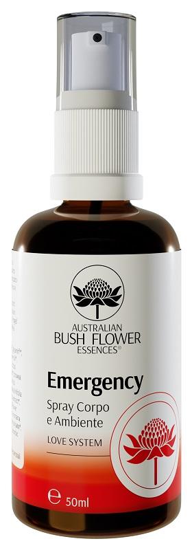 Australian Bush Flower Essence Emergency spray