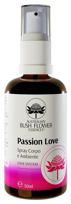Australian Bush Flower Essence Passion Love