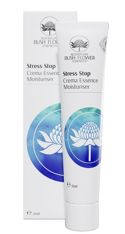 Australian Bush Flower Essence Stress Stop Crema