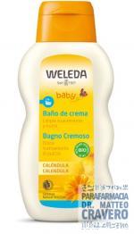 BABY BAGNO CREMOSO CALENDULA 200ML