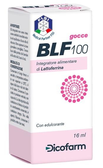BLF100 GOCCE LATTOFERRINA 16ML
