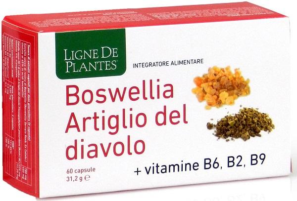 BOSWELLIA ARTIGLIO DIAVOLO 60 capsule