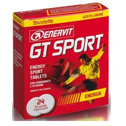 Enervit Sport Carbo Tablets Limone 24 Tavolette