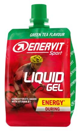 Enervit Sport Liquid gel thè verde 60ml 1 pezzo