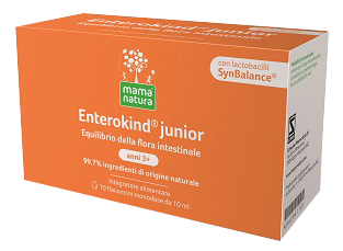 ENTEROKIND Junior 10 flaconcini 10ML