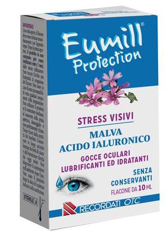 EUMILL GOCCE OCULARI PROTECTION