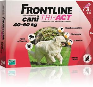 FRONTLINE TRI-ACT 3 PIPETTE 6ML