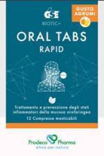 GSE Oral Tabs Rapid 12 compresse