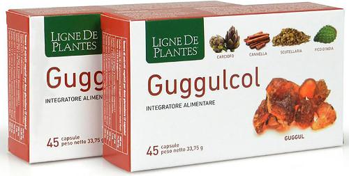 GUGGULCOL 45 capsule