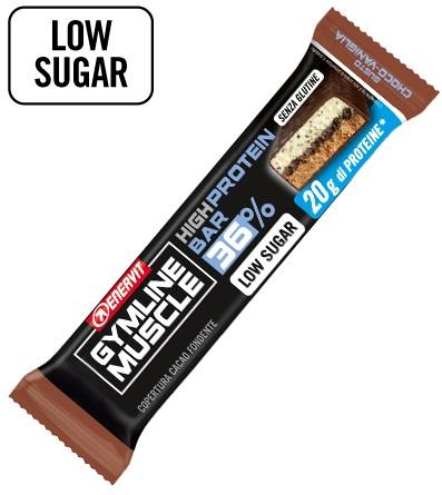 Enervit Gymline Proteica cioccolato-vaniglia 1 barretta