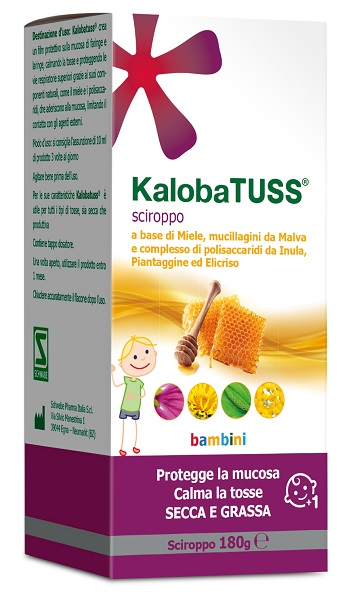 KalobaTUSS Sciroppo Bambini 180g