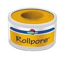 M-AID ROLLPORE cerotto 5X2,50CM