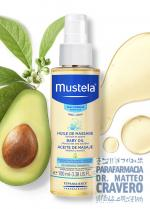 Mustela Olio Massaggio