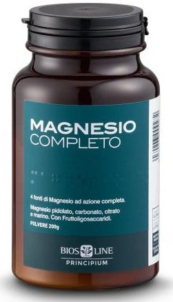 MAGNESIO COMPLETO 200 grammi