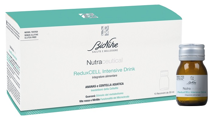 NUTRACEUTICAL Reduxcell Intensive 10 Flaconcini