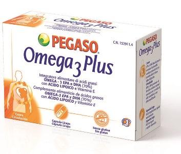 Omega 3 Plus 40 capsule
