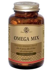 Omega Mix 60 perle-softgels