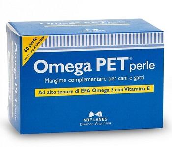 Omega Pet 60 perle cani e gatti