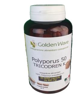 Polyporus 50 TricoDren-K 90 capsule