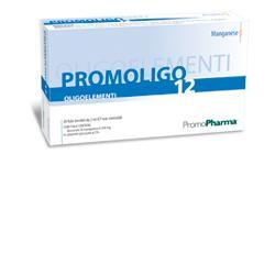 Promoligo 12 Manganese 20 fiale 2ml