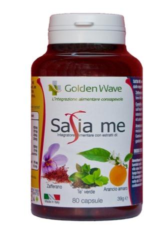 Satia me 60 capsule Golden Wave
