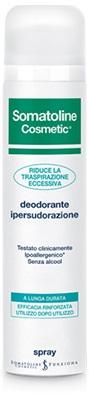 Somatoline Deodorante Ipersudorazione SPRAY 125ml